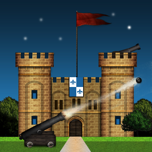 Online Artillery  Medieval Multiplayer Fortress Siege app icon