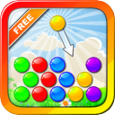 Bouncing HD LITE - The absolutely crazy bubble shooter game mobile app icon
